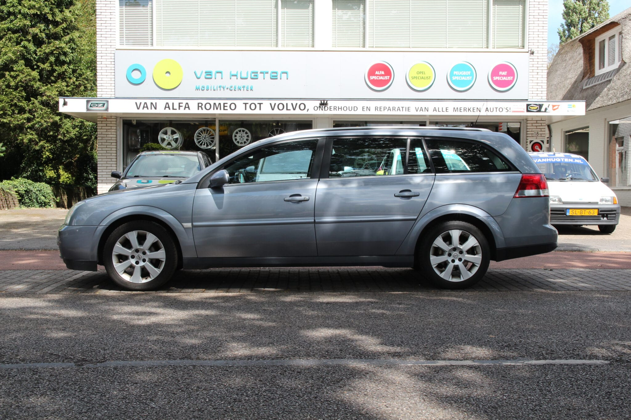 Occasion Vectra 2.2